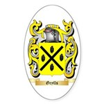 Grylls Sticker (Oval)