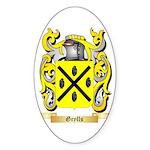 Grylls Sticker (Oval 10 pk)