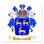Grunwall Square Car Magnet 3