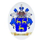 Grunwall Ornament (Oval)