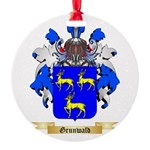 Grunwald Round Ornament