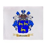 Grunwald Throw Blanket