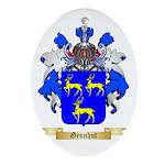 Grunhut Ornament (Oval)