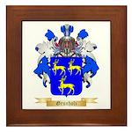 Grunholz Framed Tile