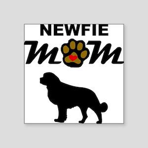 Newfie Mom Sticker