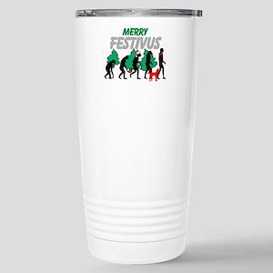 Merry FESTIVUS™ Travel Mug