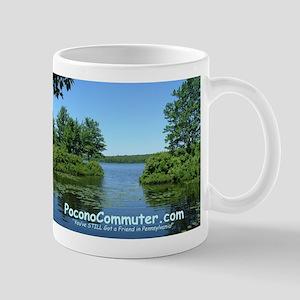 Pocono Commuter Mug