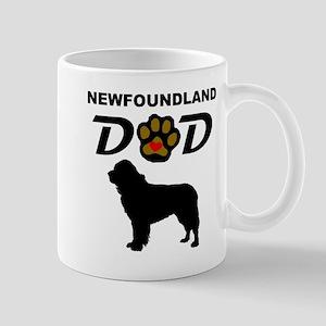 Newfoundland Dad Mugs