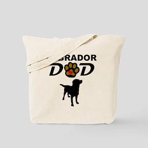 Labrador Dad Tote Bag