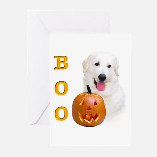 Kuvasz Boo Greeting Cards (Pk of 10)