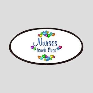 Nurses Touch Lives Patches