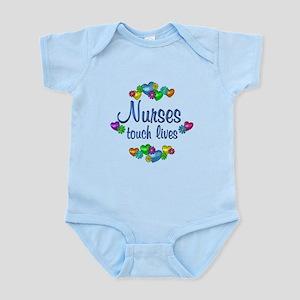 Nurses Touch Lives Infant Bodysuit