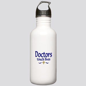 Doctors Touch Lives Stainless Water Bottle 1.0L