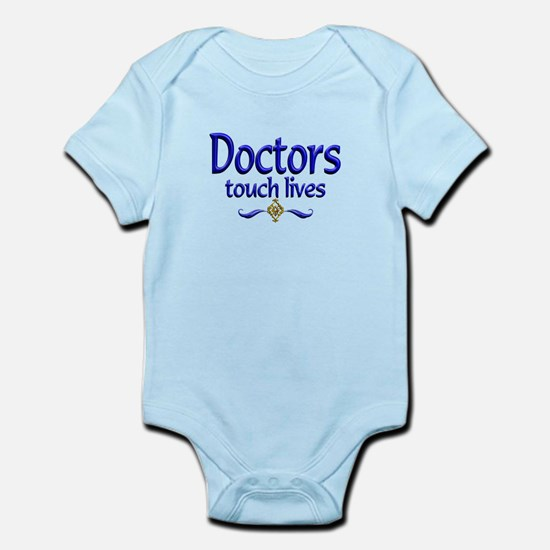 Doctors Touch Lives Infant Bodysuit
