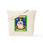 Lady Virgo Tote Bag