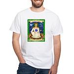 Lady Virgo White T-Shirt