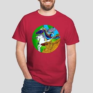 Defenders: Green Dark T-Shirt