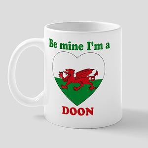 Doon, Valentine's Day Mug