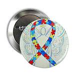 Puzzle Ribbon Angel 2.25