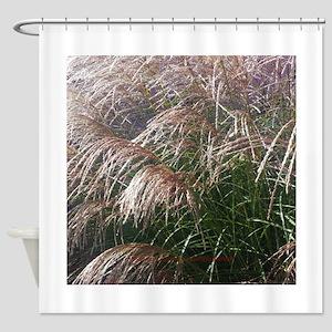 Sea of Grass Shower Curtain