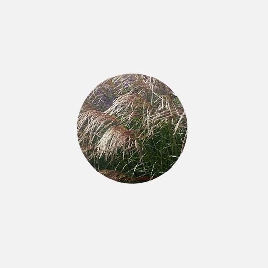 Sea of Grass Mini Button