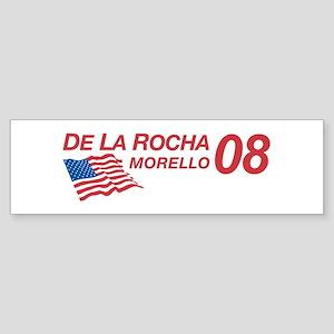 De La Rocha/Morello in 08 Bumper Sticker