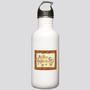 Thanksgiving Stainless Water Bottle 1.0L
