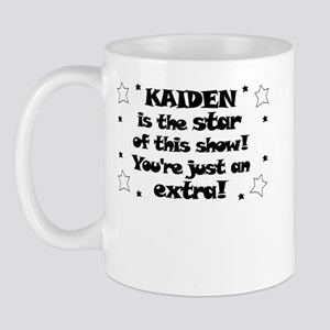 Kaiden is the Star Mug