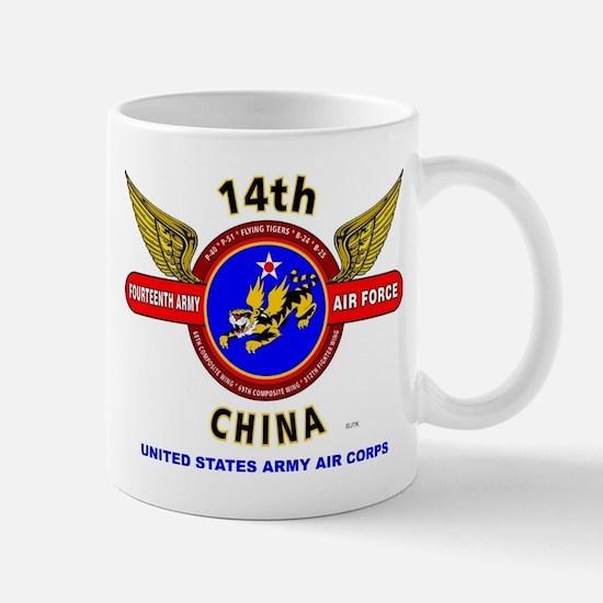 14TH ARMY AIR FORCE,  ARMY AIR CORPS* W Mug
