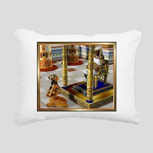 Best Seller Egyptian Rectangular Canvas Pillow