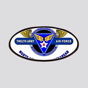 12TH ARMY AIR FORCE *ARMY AIR CORPS WORLD Patches