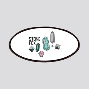 Stone Fox Patches