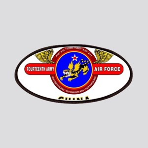 14TH ARMY AIR FORCE, ARMY AIR CORPS* WORL Patches