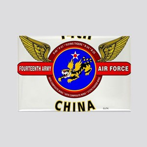 14TH ARMY AIR FORCE, ARMY AIR CORPS* WORL Magnets