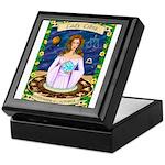 Lady Libra Keepsake Box