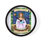 Lady Libra Wall Clock