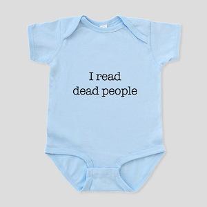 I read dead people. Body Suit
