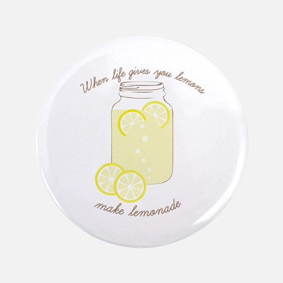 "Make Lemonade 3.5"" Button"