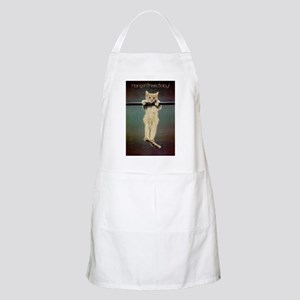 Hang in There Baby! Apron