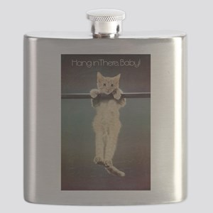 Hang in There Baby! Flask
