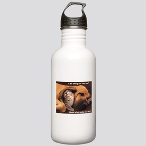 Would a Hug Make Your Stainless Water Bottle 1.0L