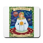 Lady Scorpio Mousepad