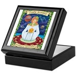 Lady Scorpio Keepsake Box