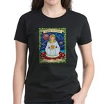 Lady Scorpio Women's Dark T-Shirt