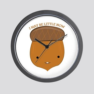 May Be Little Wall Clock