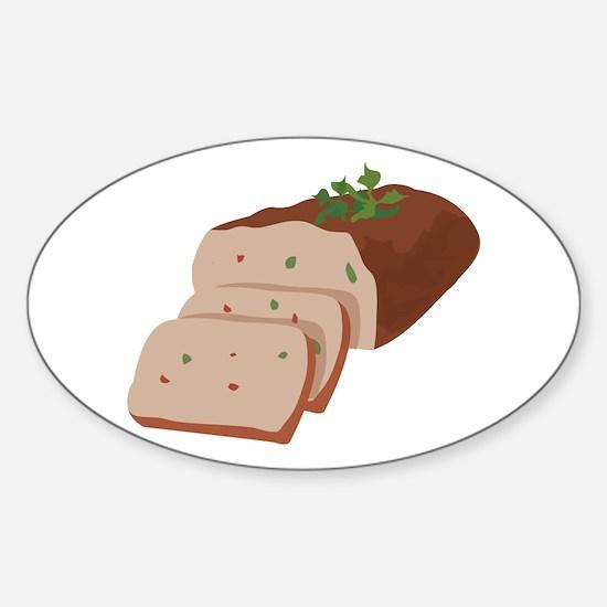 Meatloaf Decal