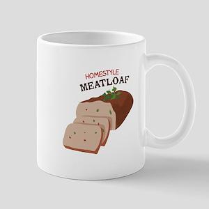 Homestyle Meatloaf Mugs