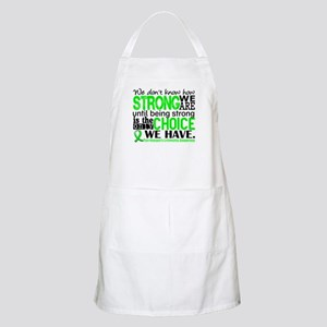 NH Lymphoma HowStrongWeAre Apron
