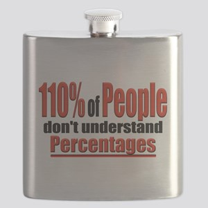 110% of People... Flask