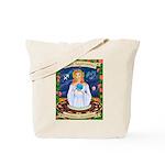 Lady Sagittarius Tote Bag
